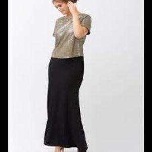 Black Maxi Skirt Layne Bryant